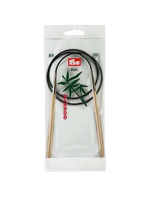 Bambus Strikkepinde 5,5mm 80cm