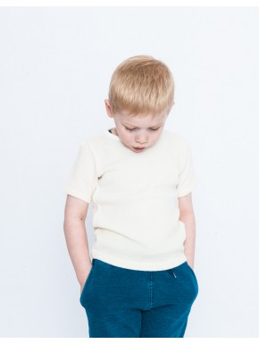 White Children´s Undershirt