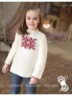 Sweater med stjerne