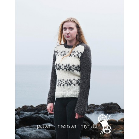 Sweater with Stars