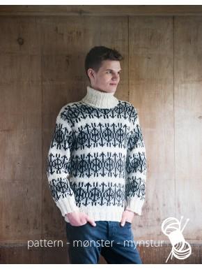 Traditionel trøje til mænd