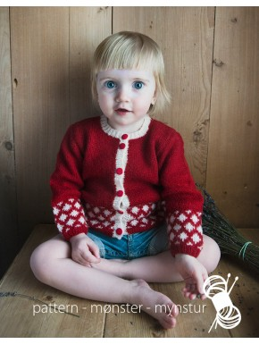 Cardigan for Small Children
