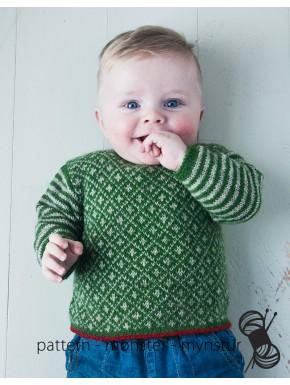 Baby's sweater