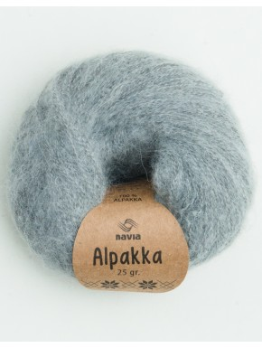 Alpaca Light grey
