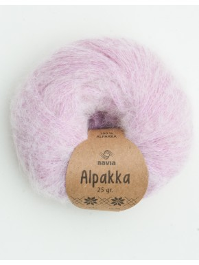 Alpakka Pastel pink
