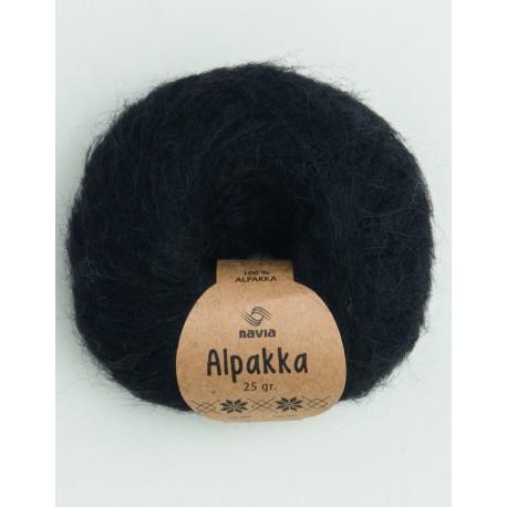 Navia Alpaca black
