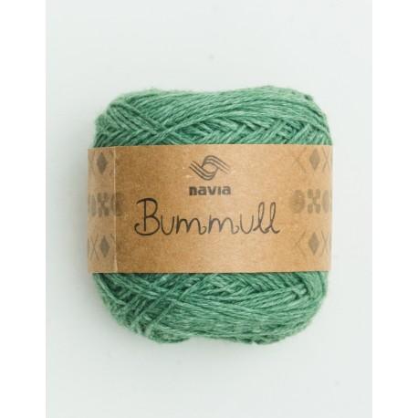 bummull grasgrønt