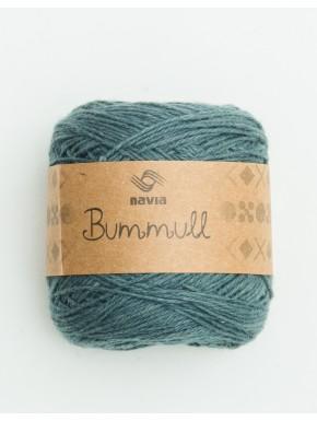 Bummull myrka grønt