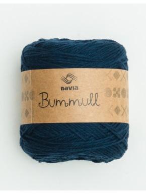 cotton-wool navy blue