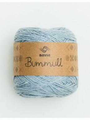 bummull Blátt/Grátt