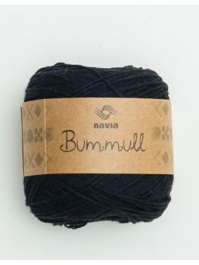 cotton-wool black
