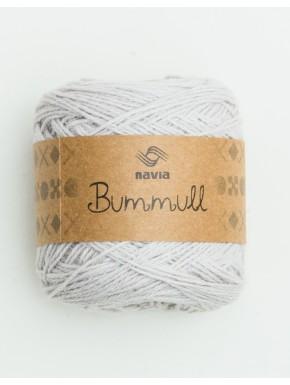 Bummull ráhvítt
