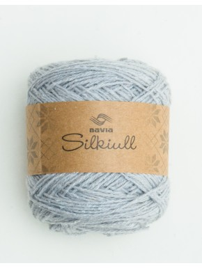Silkwool light grey