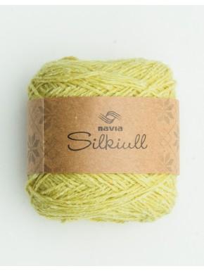 silke uld gul