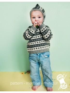 Hættesweater