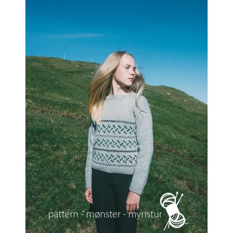 Girl´s sweater