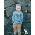 Sweater til drenge med lynlås