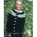 Women's Sweater With Pattern