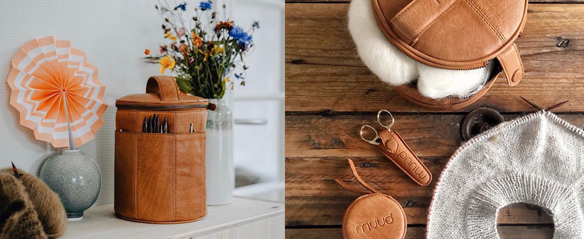 100% Leather bags and accessories